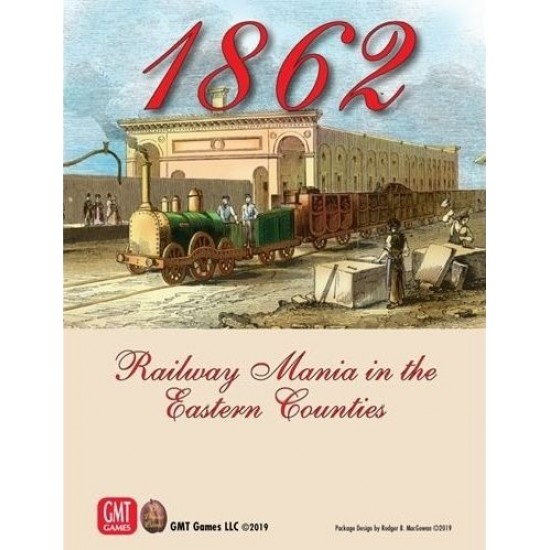1862 Railway Mania in the Eastern Counties