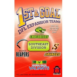 1st & Goal - South-East Division
