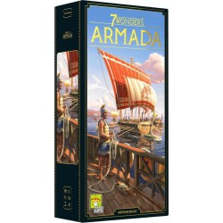 7 Wonders 2nd Edition - Armada