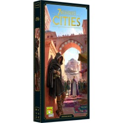 7 Wonders 2nd Edition - Cities