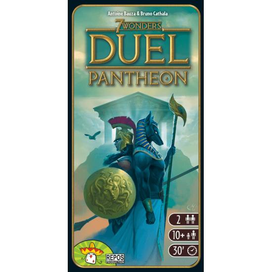 7 Wonders Duel - Pantheon