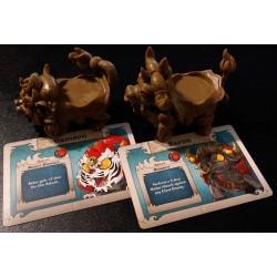 Arcadia Quest - Riders - Samson & Baron