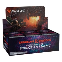 Adventures in the Forgotten Realms - Booster Box