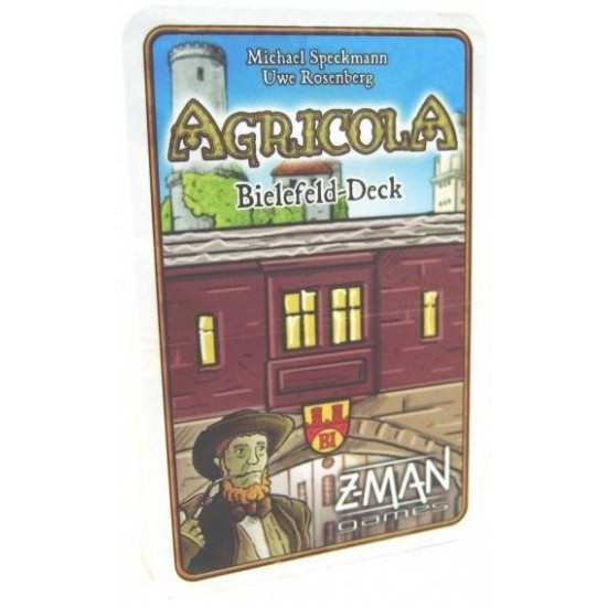 Agricola - Bielefeld Deck