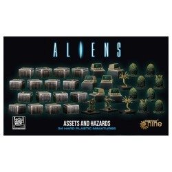 Aliens - Assets and Hazards