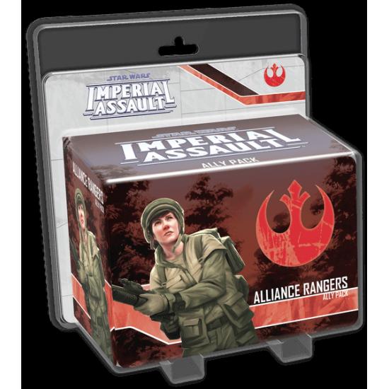 Imperial Assault - Alliance Rangers