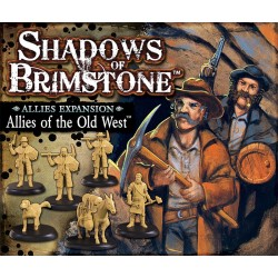 Shadows of Brimstone - Allies of the Old West
