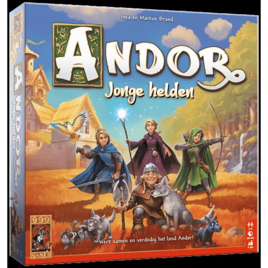 Andor Jonge Helden