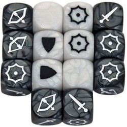 Arcadia Quest - Riders - Frost Dice