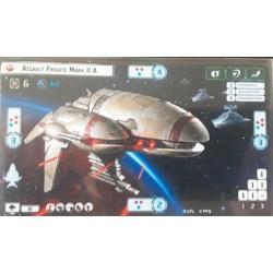 Star Wars Armada - Assault Frigate Mark II A Alternative Art