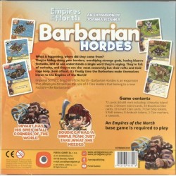 Imperial Settlers - Empires of the North - Barbarian Hordes