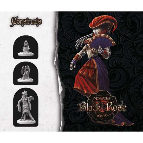 Black Rose Wars - Constructs