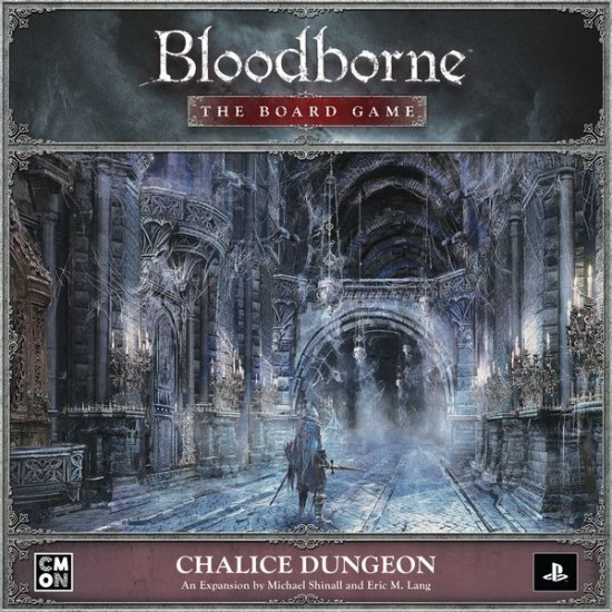 Bloodborne - The Board Game - Chalice Dungeon