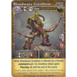 Mage Wars - Bloodwave Greatbow