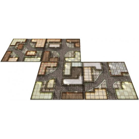 Books of Battle Maps - Towns & Taverns