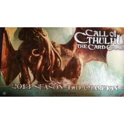 Call of Cthulhu LCG - 2013 Season Two Champion Playmat