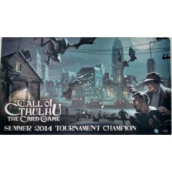 Call of Cthulhu LCG - 2014 Summer Champion Playmat