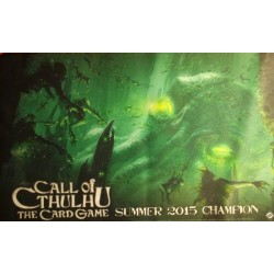 Call of Cthulhu LCG - 2015 Summer Champion Playmat