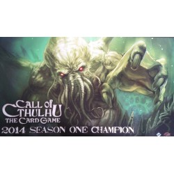 Call of Cthulhu LCG - 2014 Season One Champion Playmat