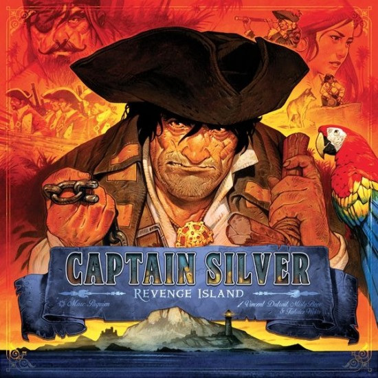 Treasure Island - Captain Silver - Revenge Island