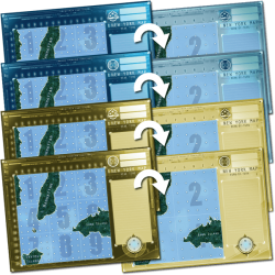 Captain Sonar - New York Map