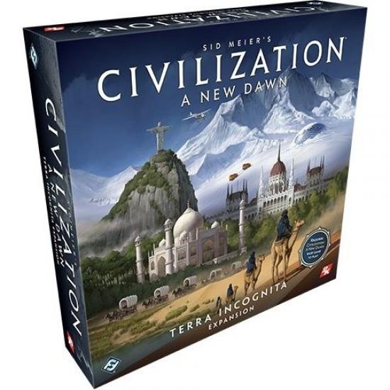 Civilization A New Dawn - Terra Incognita
