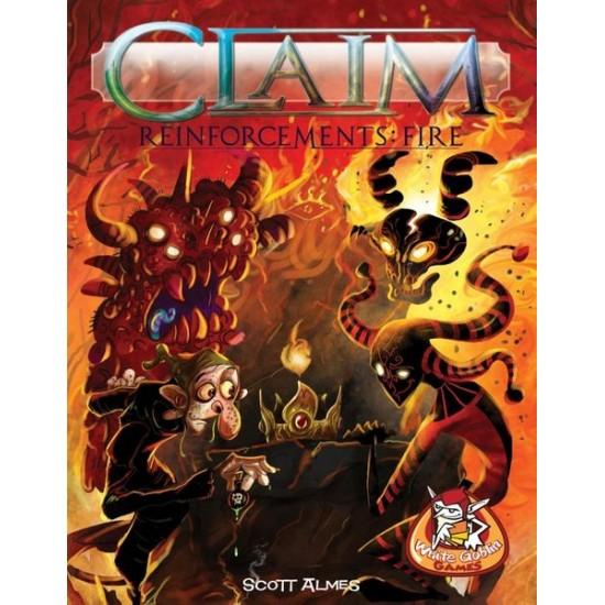 Claim Reinforcements - Fire
