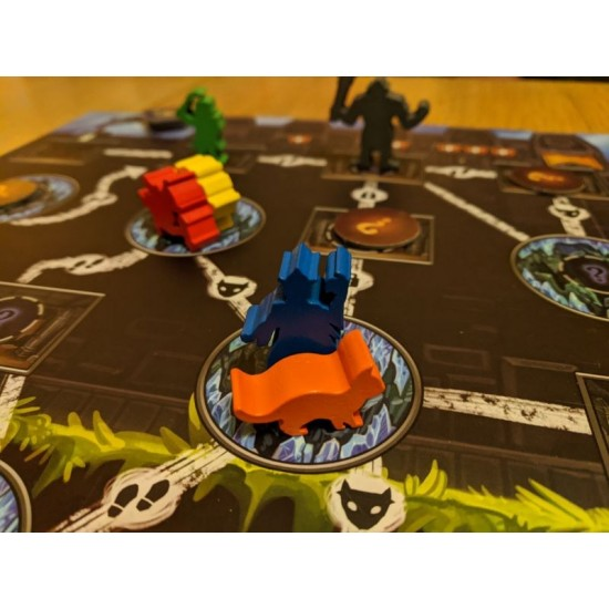 Clank! - Adventuring Party