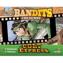 Colt Express - Bandits Cheyenne