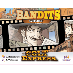 Colt Express - Bandits Ghost