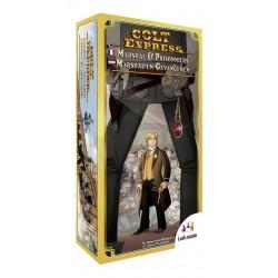 Colt Express - Marshal en Gevangenen