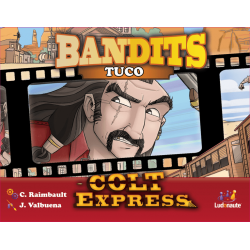 Colt Express - Bandits Tuco