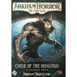 Arkham Horror LCG - Curse of the Rougarou