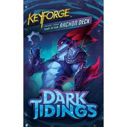 Keyforge Dark Tidings - Archon Deck
