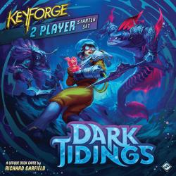 Keyforge Dark Tidings - Starter