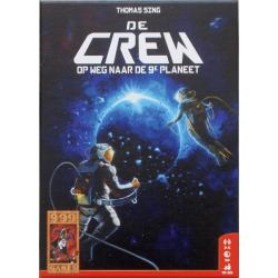 De Crew - Op Weg naar de 9de Planeet