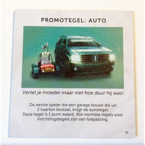 Droomhuis - Auto