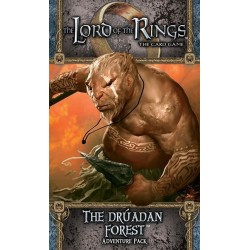 The Lord of the Rings LCG - The Drúadan Forest