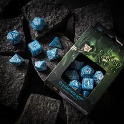 Polydice - Elvish Dice Set
