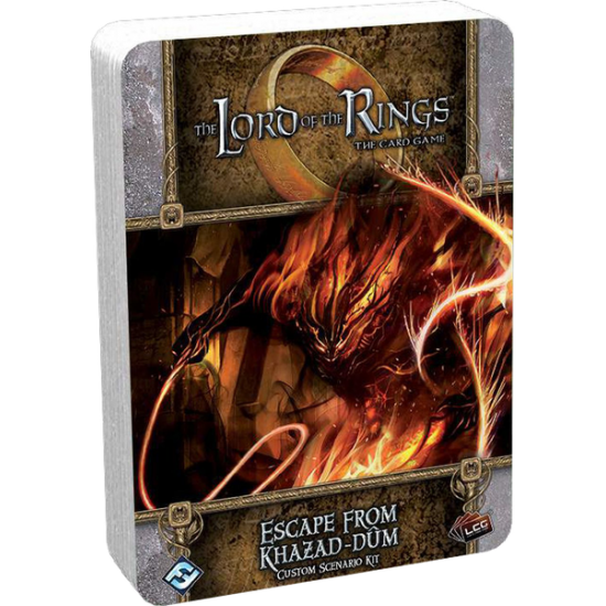 The Lord of the Rings LCG - Escape From Khazad-Dum