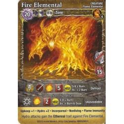 Mage Wars - Fire Elemental