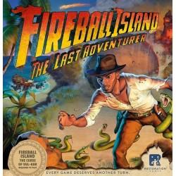 Fireball Island - The Last Adventurer