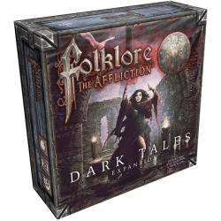 Folklore The Affliction 2nd Edition - Dark Tales