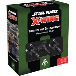 X-Wing - Fugitives and Collaborators