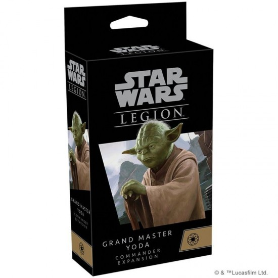 Star Wars Legion - Grand Master Yoda