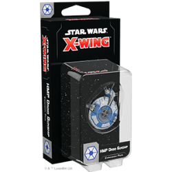 X-Wing - HMP Droid Gunship