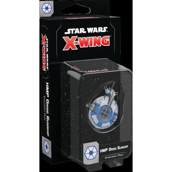 X-Wing - HMP Droid Gunship