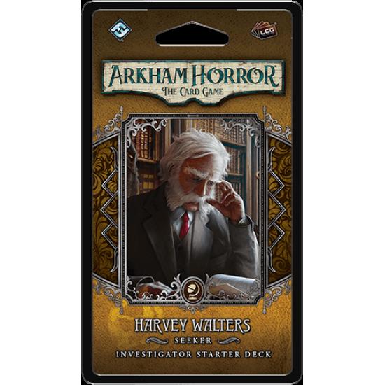 Arkham Horror LCG - Harvey Walters