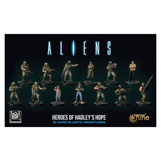 Aliens - Heroes of Hadley's Hope