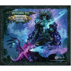 Hexplore It - Return to the Forests of Adrimon